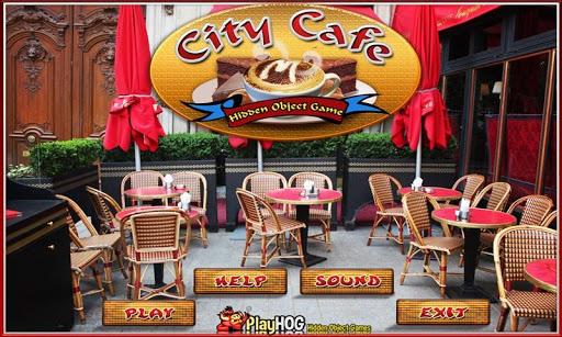 City Cafe - Free Hidden Object
