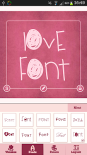 Love Font forFlipfont