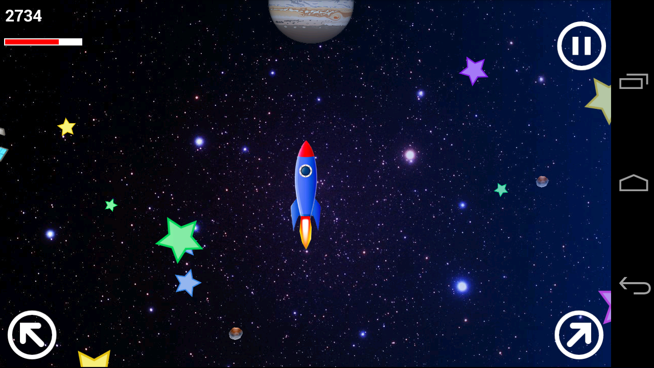 kids space rocket journey android apps on google play