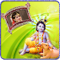 Sri Krishna Photo Frames icon