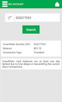 Screenshot of Transperth (Beta)