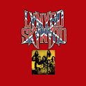 Lynyrd Skynyrd w/ black icons logo