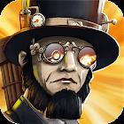Steampunk Game icon