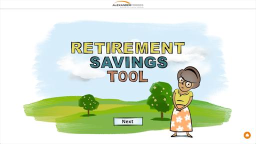 Retirement Savings Tool