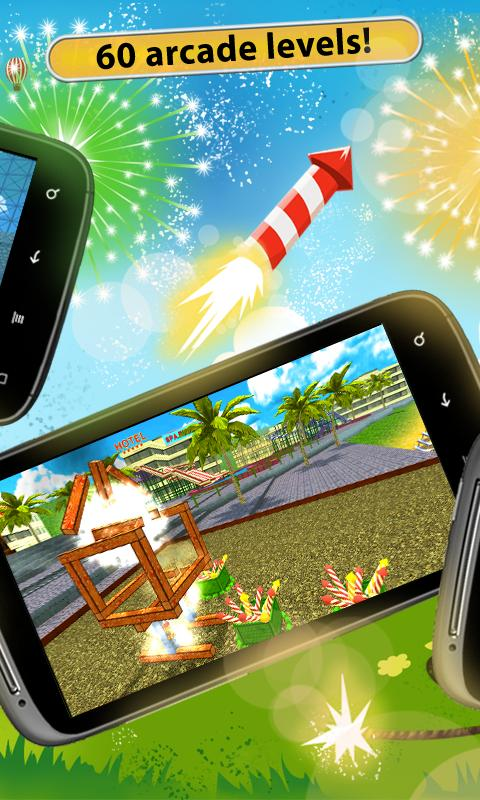 Demolition Master 3D: Holidays - screenshot