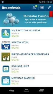 Recomienda - screenshot thumbnail