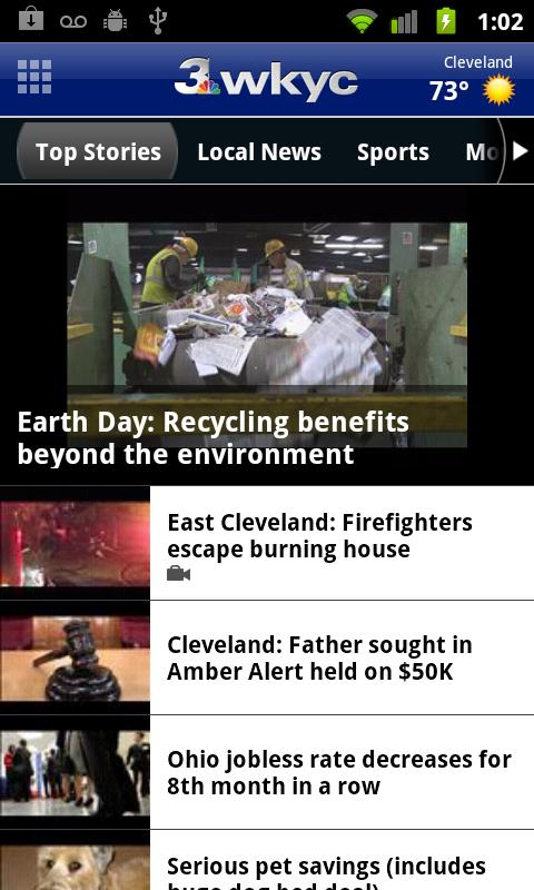 WKYC-TV - screenshot