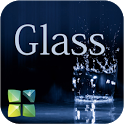 Glass Next Launcher 3D Theme icon