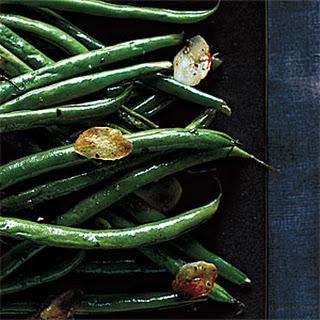 Garlic Haricots Verts