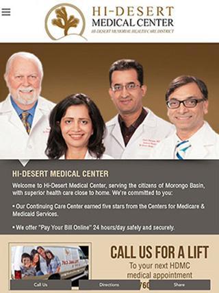 Hi-Desert Medical Center