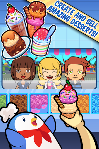 My Ice Cream Truck - Gelato  άμαξα προς μίσθωση screenshots 1