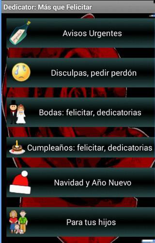 Spanish Beautiful Texts and LOVE quotes 15 screenshots 1