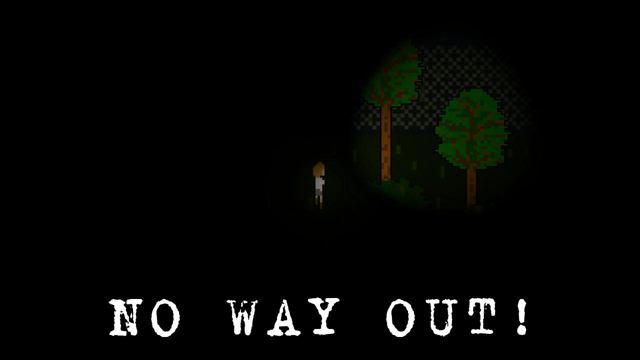 Slender - screenshot