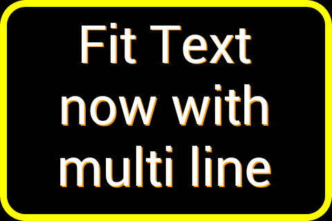 Fit Text
