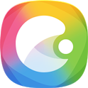Color OS launcher theme icon