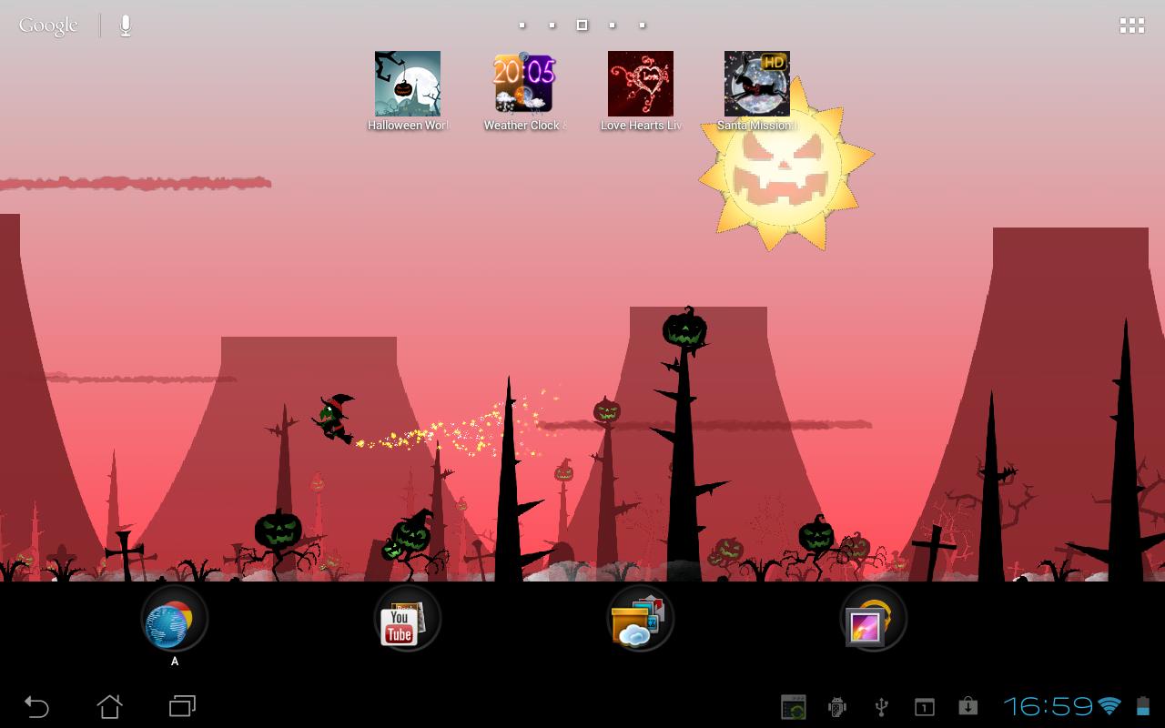 Little Witch Planet LW- screenshot