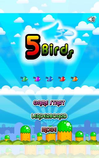 플라이닭치고 5 Birds