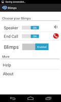 Screenshot of Blimps - Floating Dialer feat.
