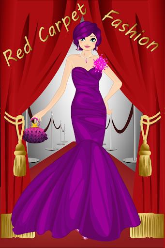 红地毯上的时尚