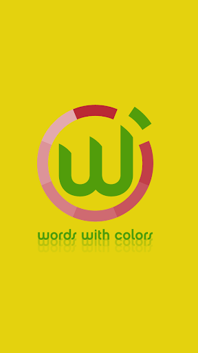 Words With Colors