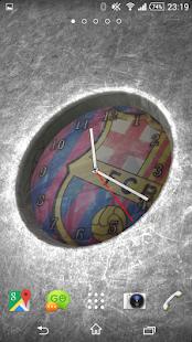 Clock and Calendar 3D 24