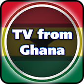 TV from Ghana