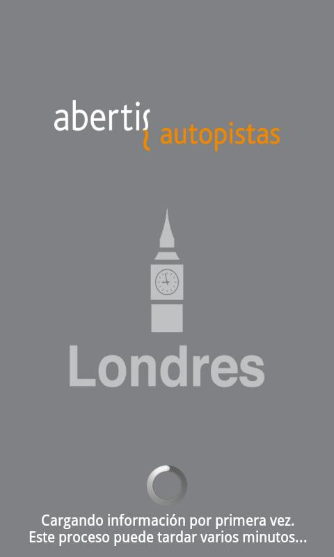 abertis Londres - screenshot