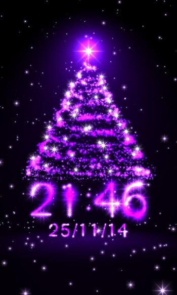 Christmas Live Wallpaper Full- screenshot