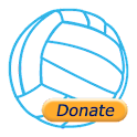 VolleyScoutDONATE icon
