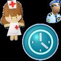 Control de horas icon