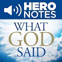 What God Said Audiobook, NDW icon