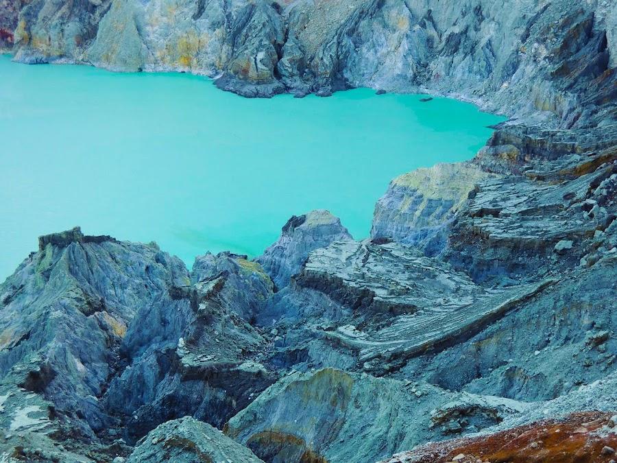 Volcano crater by Bogdan Penkovsky - Landscapes Travel
