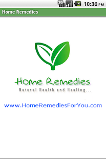 Home Remedies (Lite) - screenshot thumbnail