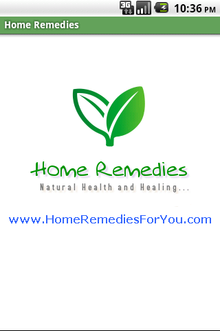 Home Remedies (Lite) - screenshot
