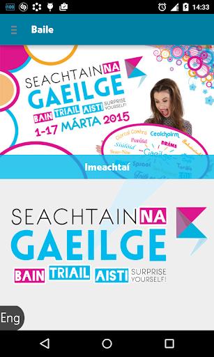 Seachtain na Gaeilge 2015