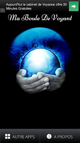 Ma Boule de Voyant Android App Screenshot