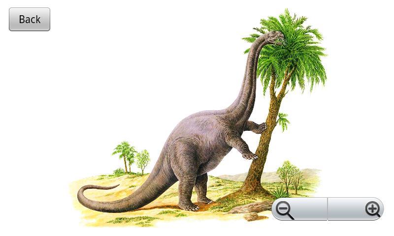 Dinosaurs Expert Guide- screenshot