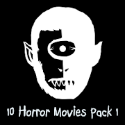 10 Horror Movies Pack 1
