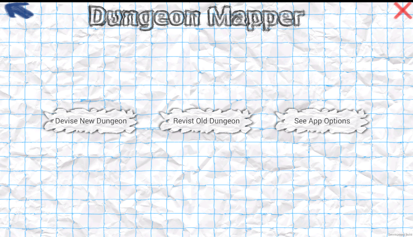 Dungeon Mapper- screenshot