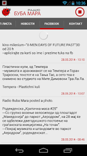 Radio Buba Mara 105.2 FM- screenshot thumbnail