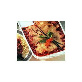 Campbell's Kitchen Vegetable Lasagna.