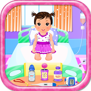Baby treatment girls games for PC and MAC