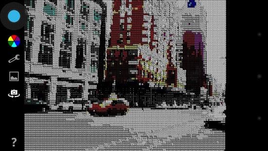 AsciiCam - náhled