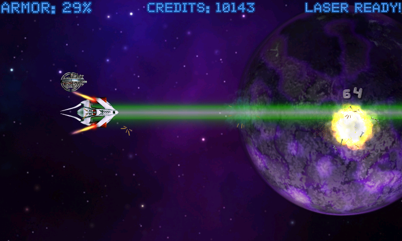Space Shooter Ultimate- screenshot