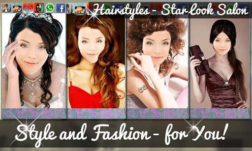 Hairstyles - Star Look Salon