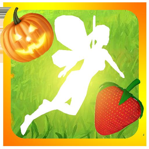 Fruit Fairy LOGO-APP點子