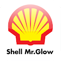Shell Mr.Glow logo