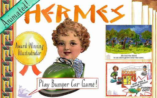 Hermes Birth