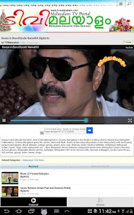 TV Malayalam Open Directory - screenshot thumbnail
