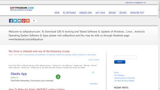 softpodium software download